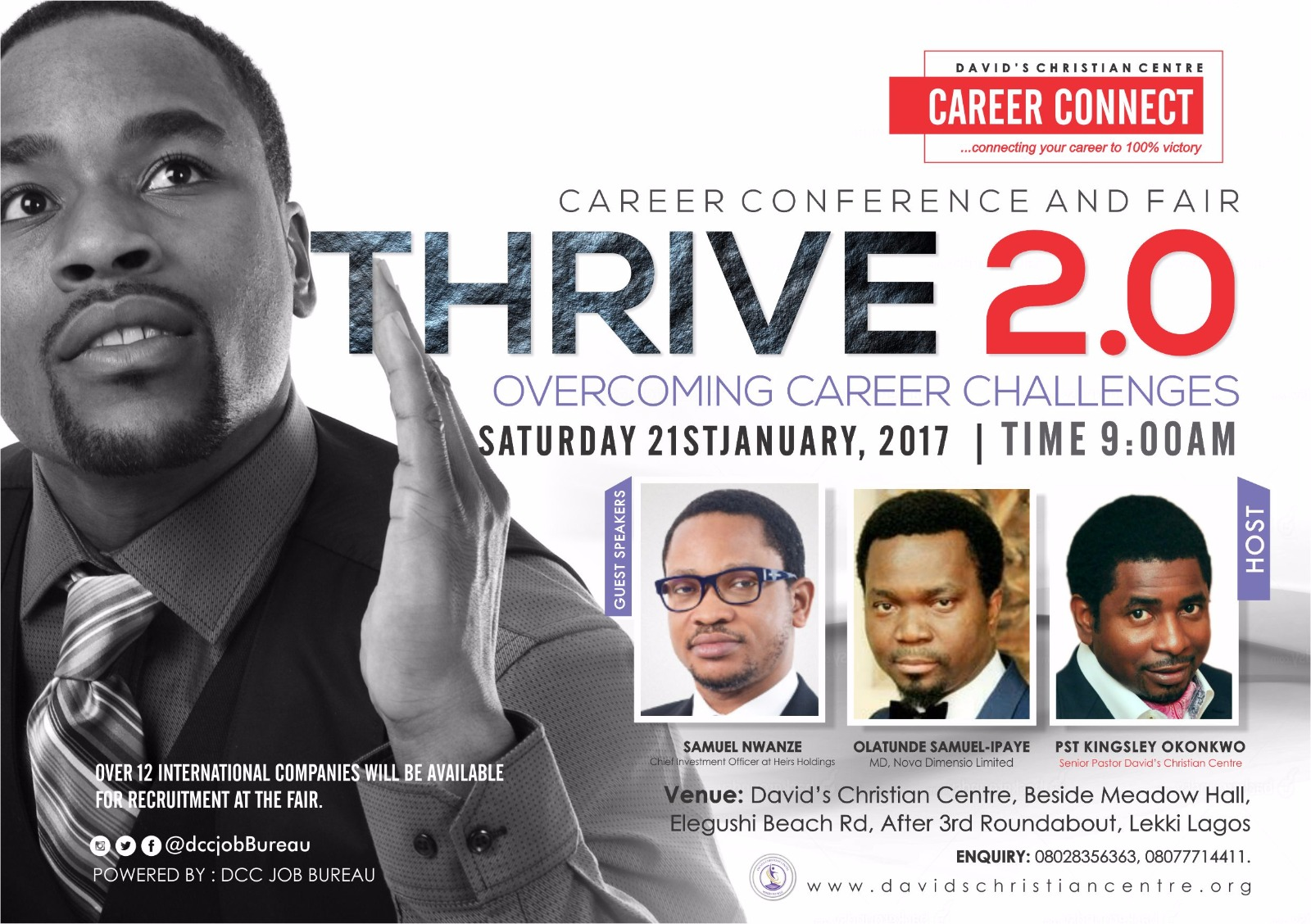 OVERCOMING CAREER CHALLENGES (Thrive 2.0)