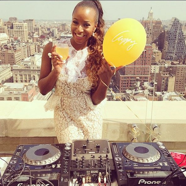 My Passion Has Been Working For Me Not Background – DJ Cuppy